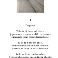 Más que a nadie (Luis Cernuda - Joan Manel Serrat)